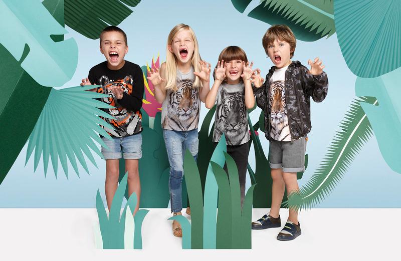 Safari Baby Clothes