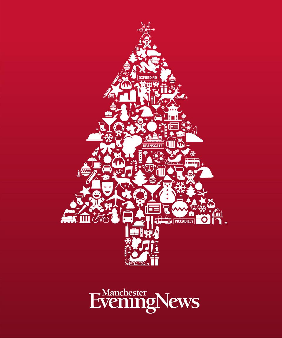M.E.N. Christmas Poster - nataliesmith