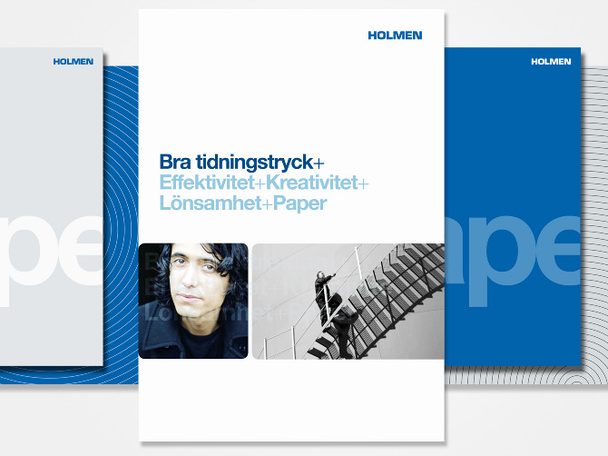 Holmen Paper. 2010. - oscarliedgren