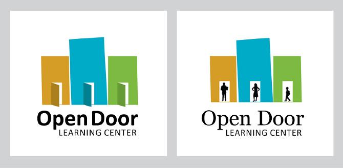 Open Door Logo